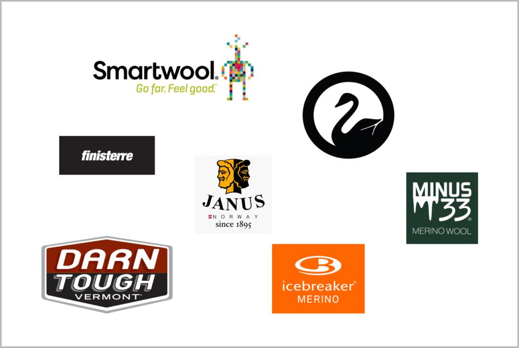 Top merino wool brands