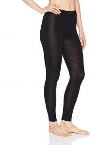 Icebreaker Everyday Leggings in black for women