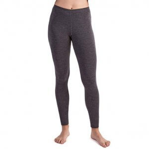 MERIWOOL Women's Merino Wool charcoal grey