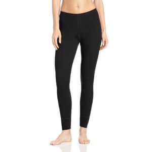 Minus33 Merino Wool womens legging Franconia in black