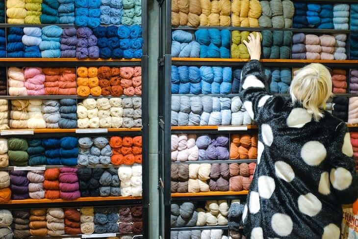 Features to look out for when shopping for merino wool yarn