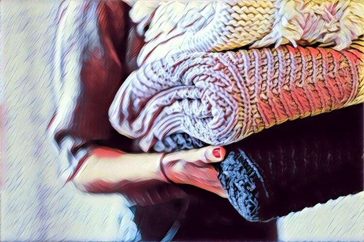 Merino wool rocks women sweaters
